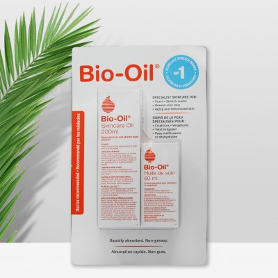 Bio Oil百洛油去妊娠纹产前预防产后消除 孕妇专用
