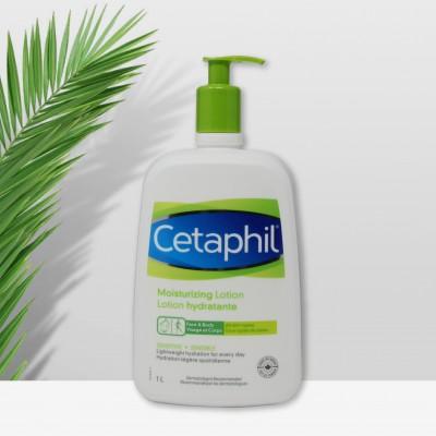 cetaphil过敏肌超保湿滋润面霜身体乳二合一 1L