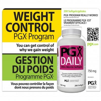 Webber Naturals PGX DAILY®膳食纤维胶囊 200粒