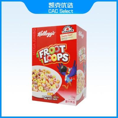 Kellogg's 谷物五彩麦圈