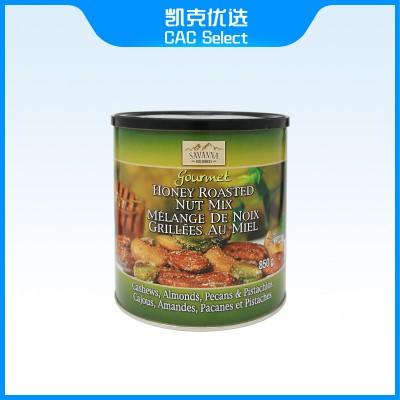 Savanna 蜂蜜混合坚果 保质期 2021年1月25