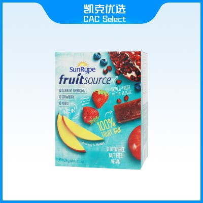 SunRype Fruit Source 水果棒